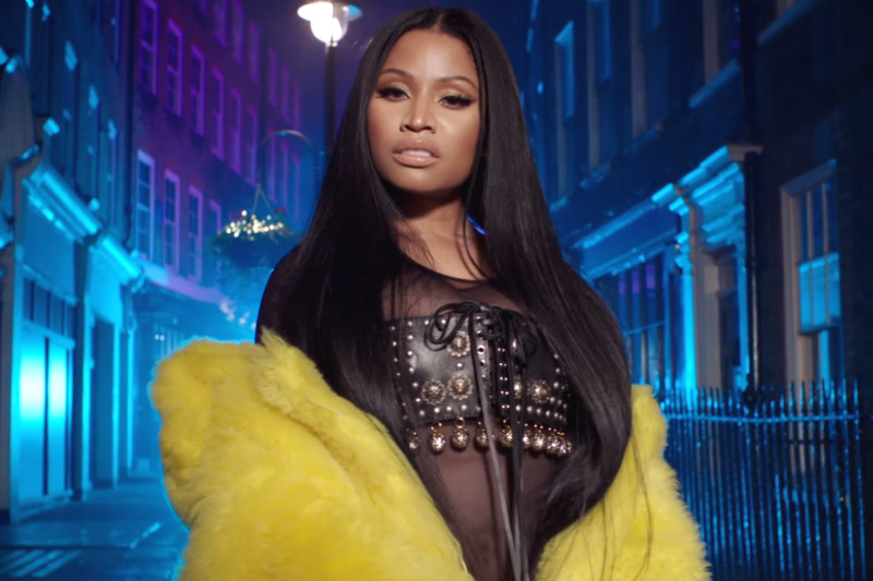 "Nicki Minaj: online il video di ""No Frauds"" ft. Drake e Lil Wayne"