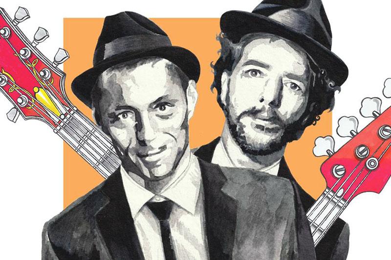 Alex Britti & Max Gazzè in concerto a Roma
