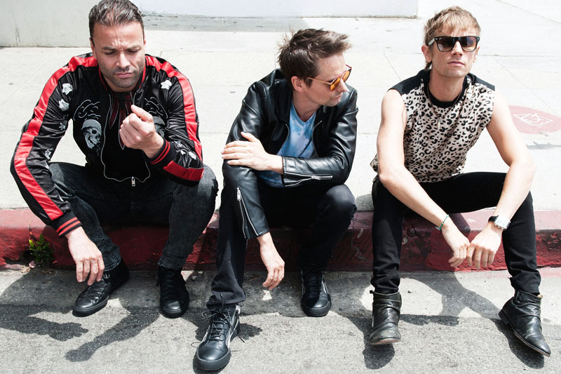 "Muse: online il nuovo video ""Dig Down"""