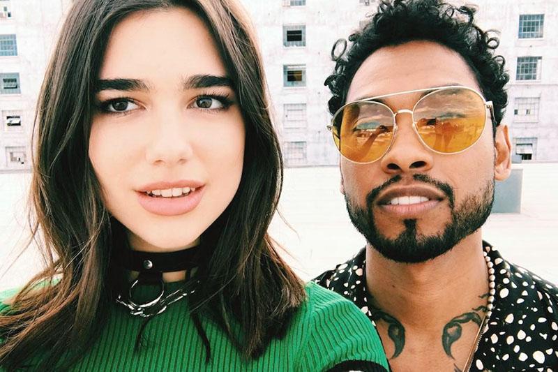 """Dua Lipa online con il video di """"Lost In Your Light"""" ft. Miguel"""