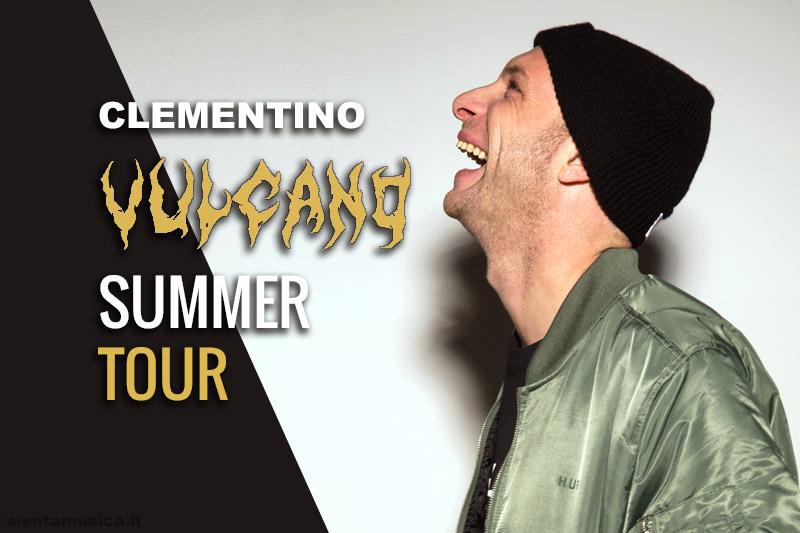 """15-9-2017 – Clementino """"Vulcano Summer Tour"""" 2017"""