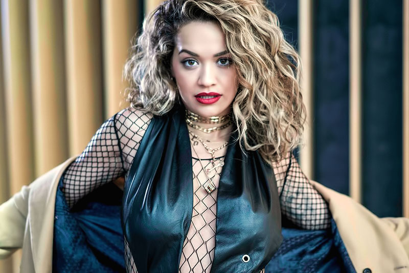 """Rita Ora: fuori il video di """"Your Song"""""""
