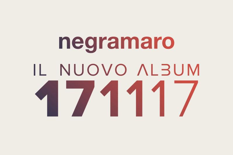 Negramaro: finalmente in arrivo il nuovo album!