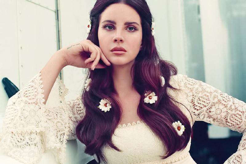 "Lana Del Rey: online il video di ""White Mustang"""
