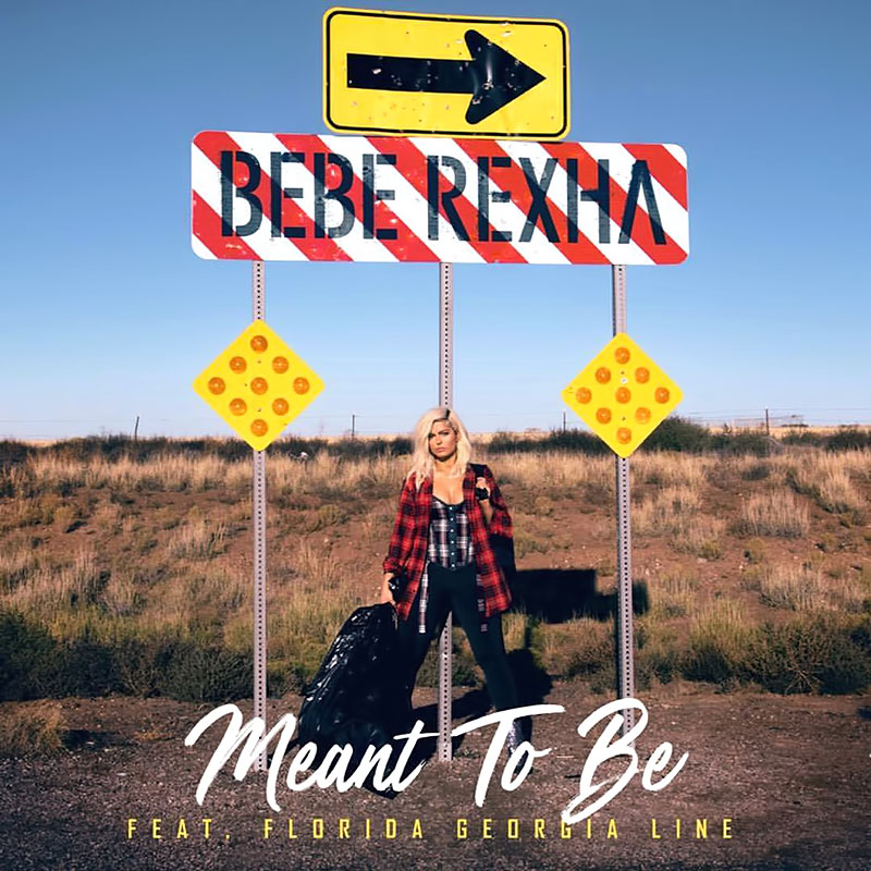 Bebe Rexha Online Il Video Di Quot Meant To Be Quot Ft Florida