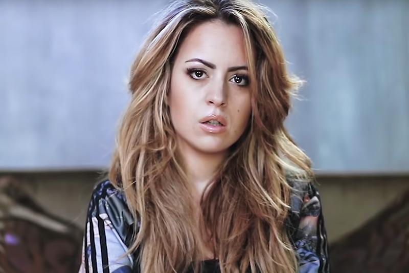 """Claudia Megrè online con il video di """"Ti Ringrazio"""""""