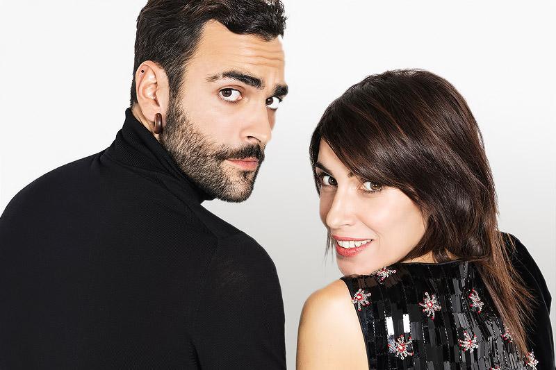 """Giorgia e Marco Mengoni nel video di """"Come Neve"""""""