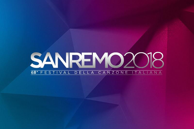 Sanremo 2018: tutti i cantanti del Festival