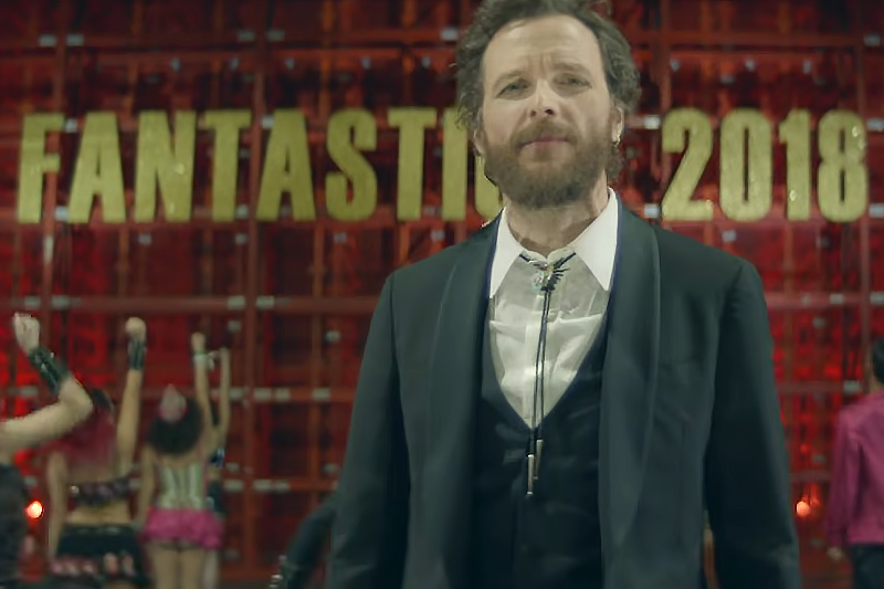 "Jovanotti: online il video de ""Le Canzoni"""