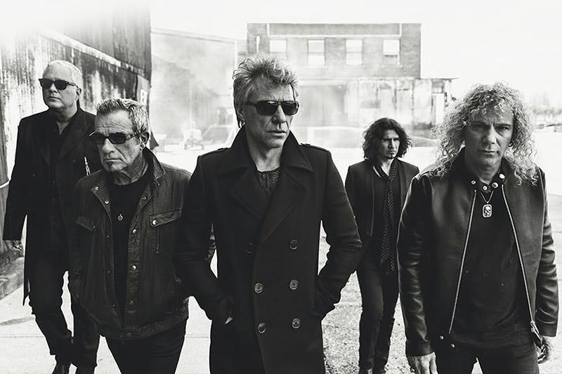 I Bon Jovi nominati per la Rock and Roll Hall of Fame 2018