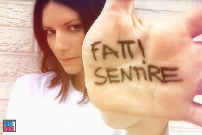 """Laura Pausini: fuori il nuovo album """"Fatti Sentire"""""""