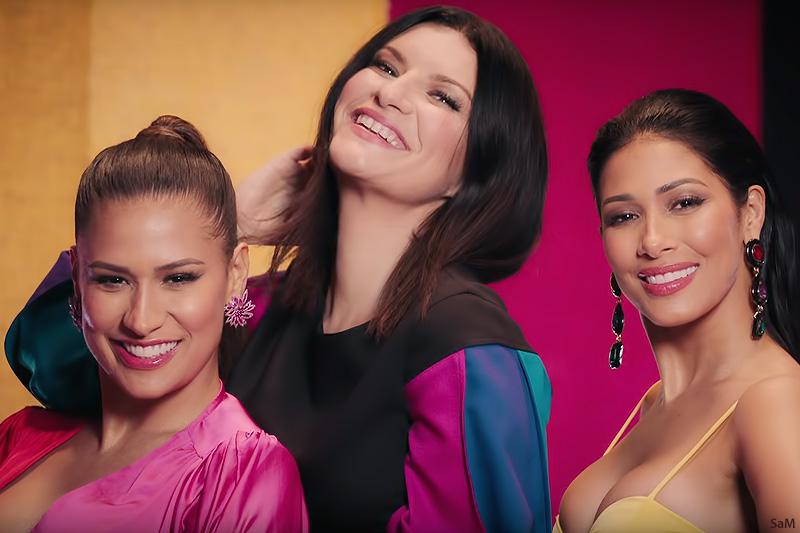 """Laura Pausini: online il video di """"Novo"""" feat. Simone & Simaria"""