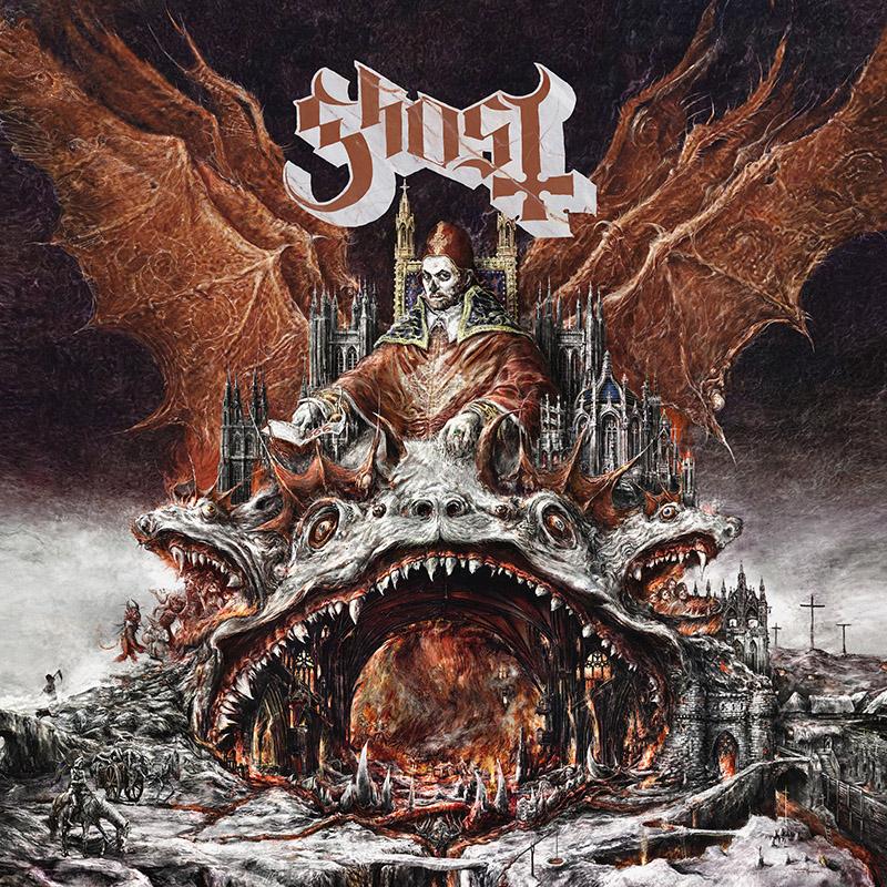 Prequelle - Ghost (Cover)