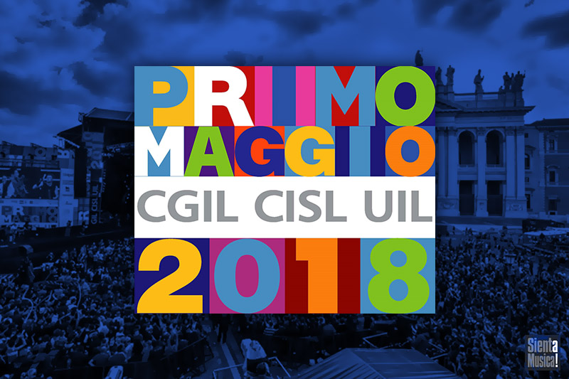 Concerto Primo Maggio 2018