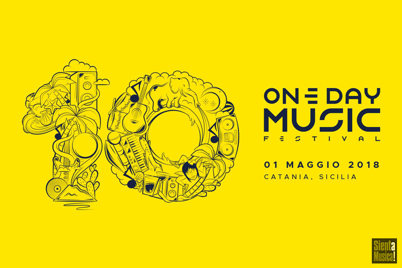 One Day Music Festival 2018