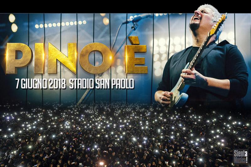 """Pino E'"": Tributo a Pino Daniele"
