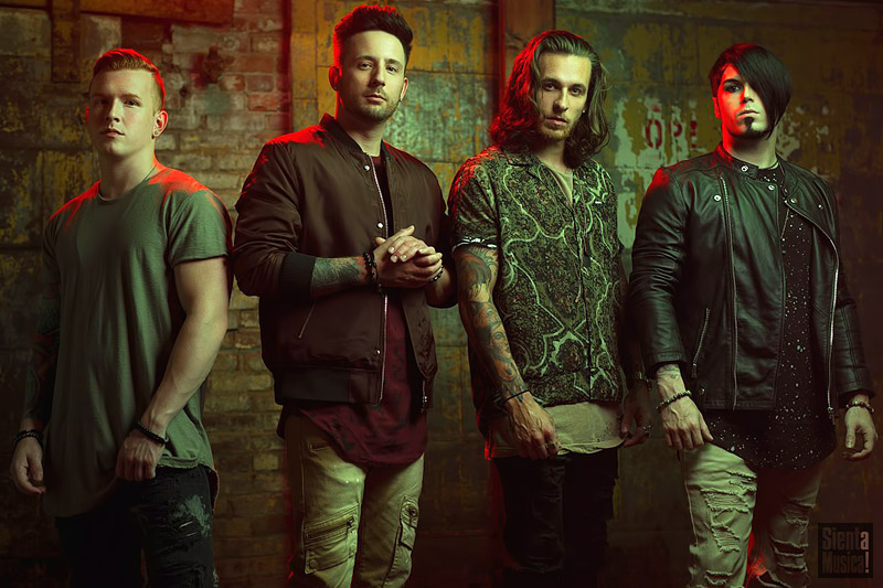 "From Ashes To New: fuori il nuovo album ""The Future"""
