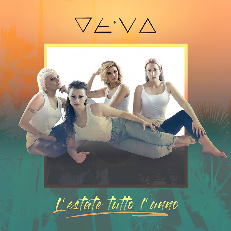 L'Estate Tutto L'Anno - Le Deva (Cover)