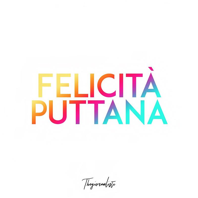 Felicità Puttana - TheGiornalisti (Cover)