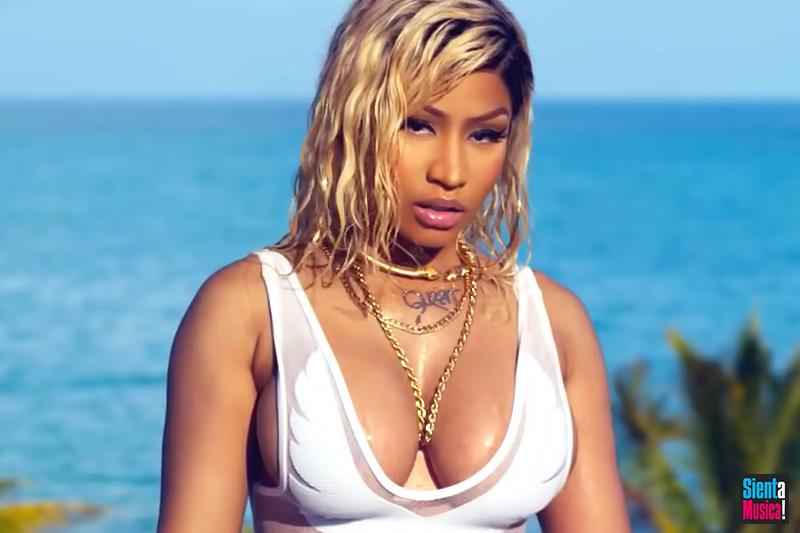 Bed - Nicki Minaj ft Ariana Grande (Singolo)
