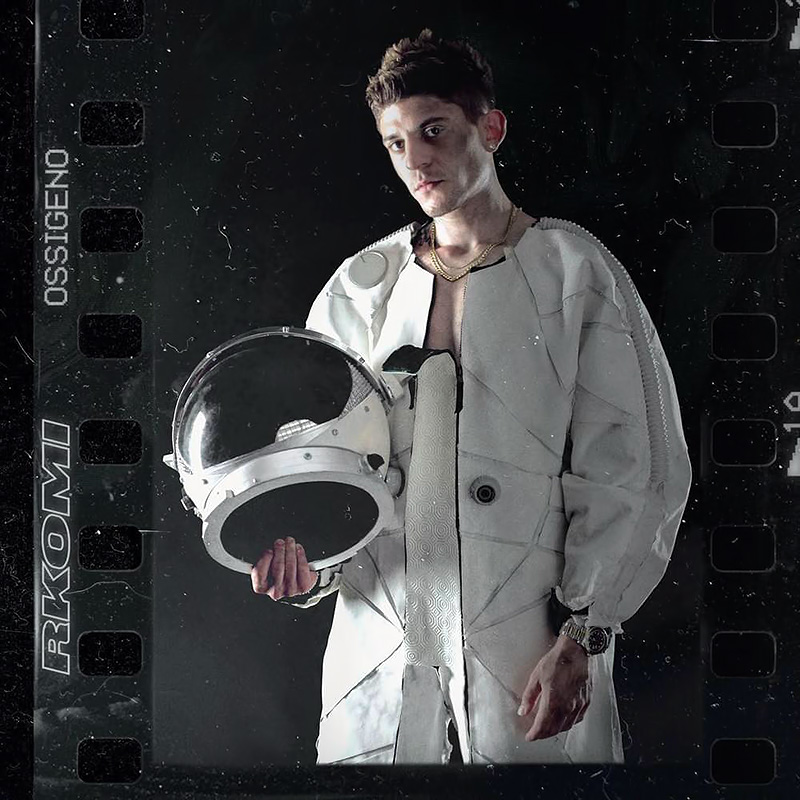 Ossigeno - Rkomi (Cover)