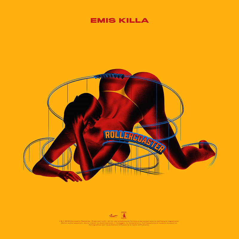Rollercoaster - Emis Killa (Cover)