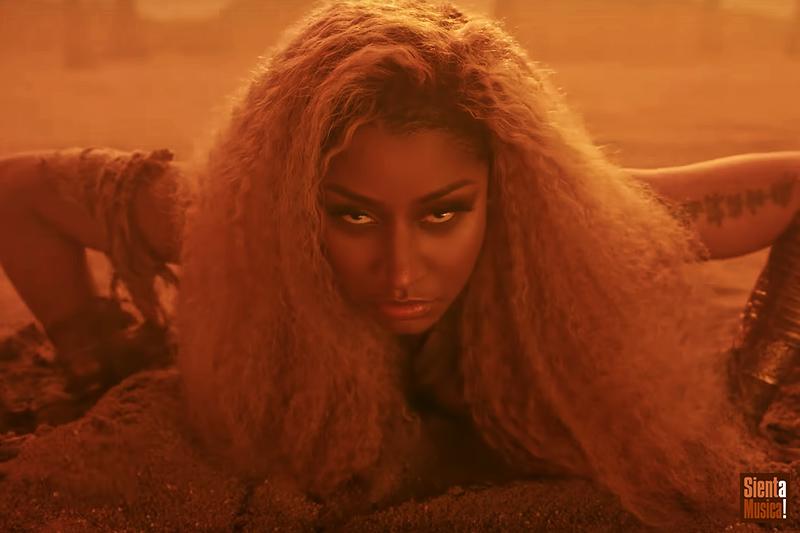 """Ganja Burn"" è il nuovo video di Nicki Minaj"