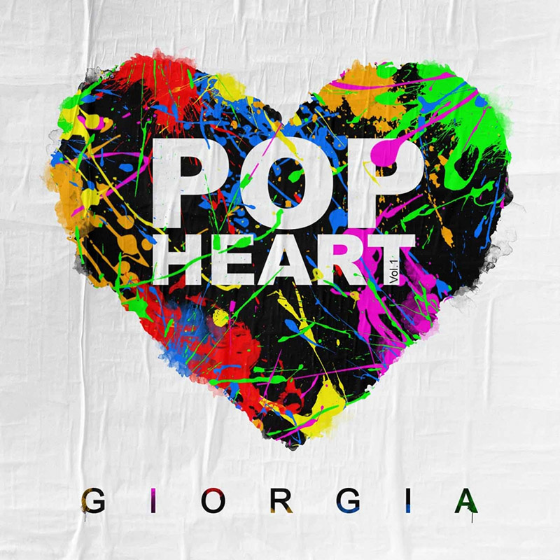 Pop Heart Vol.1 - Giorgia (Cover)