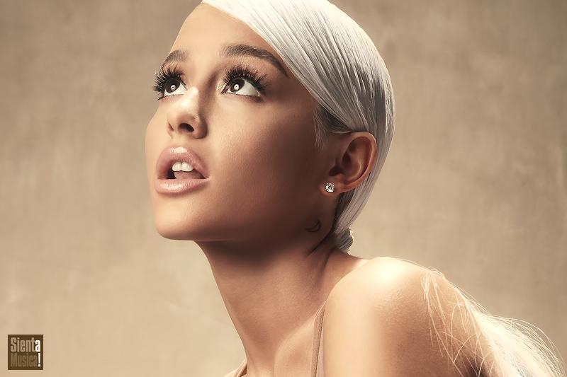 """Ariana Grande: fuori il nuovo album """"Sweetener"""""""