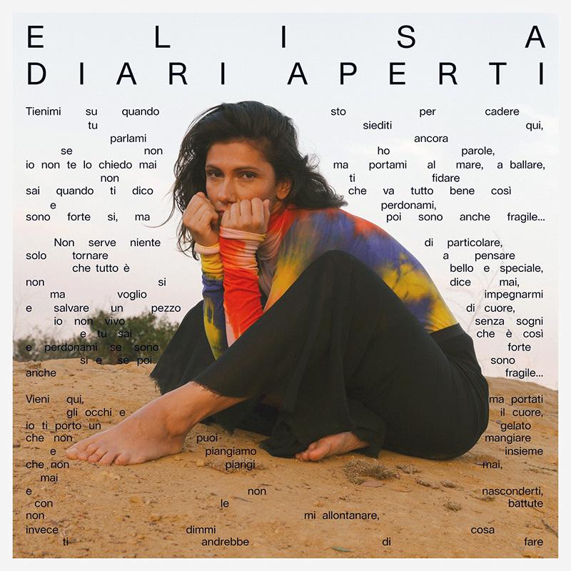 Diari Aperti - Elisa (Cover)