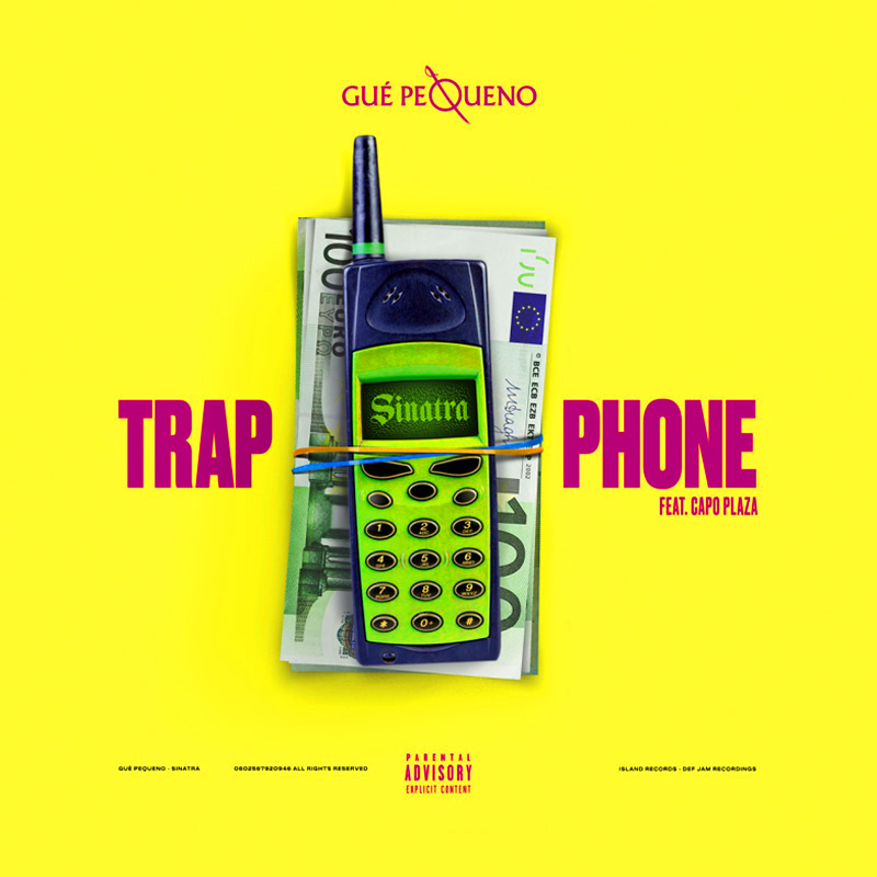 Trap Phone - Guè Pequeno ft. Capo Plaza