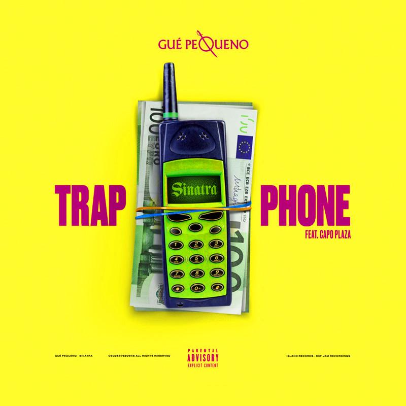 Trap Phone - Guè Pequeno ft. Capo Plaza