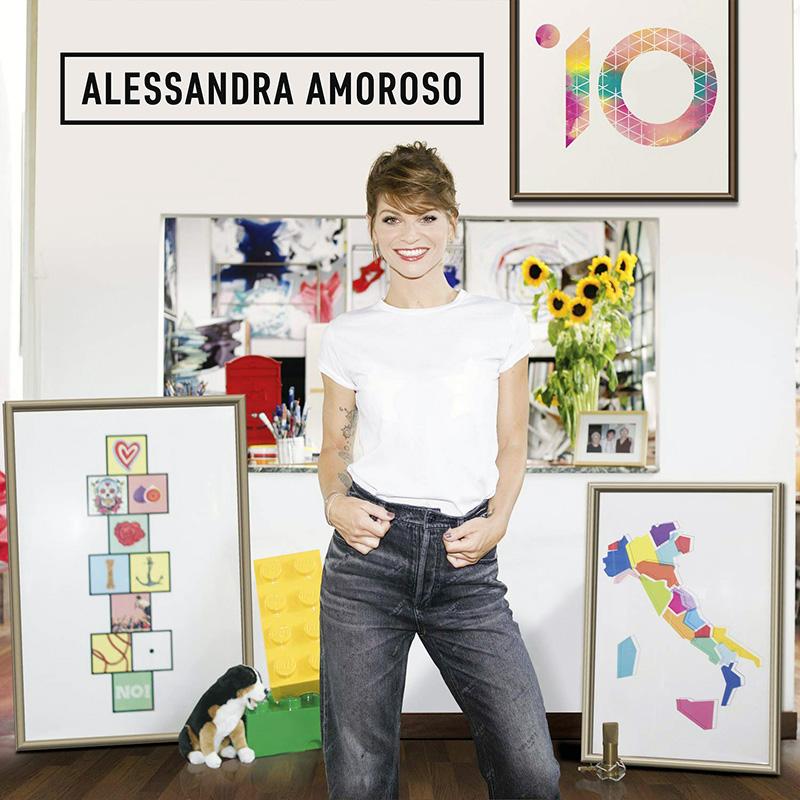 10 - Alessandra Amoroso (Cover)