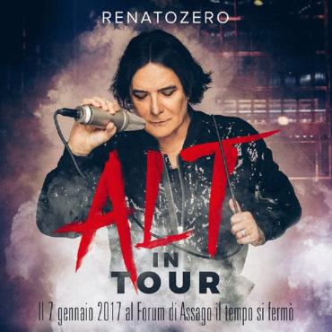 Alt In Tour - Renato Zero (Cover)