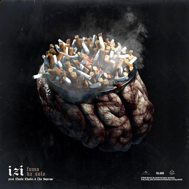 Fumo Da Solo - Izi (Cover)