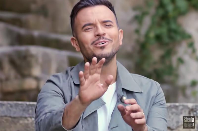 """""""'Na Vita Sana"""" è il nuovo singolo di Andrea Sannino"""