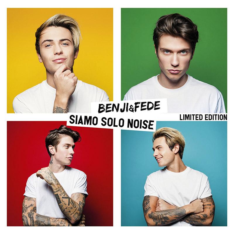 Siamo Solo Nois Limited Edition - Benji & Fede (Cover)