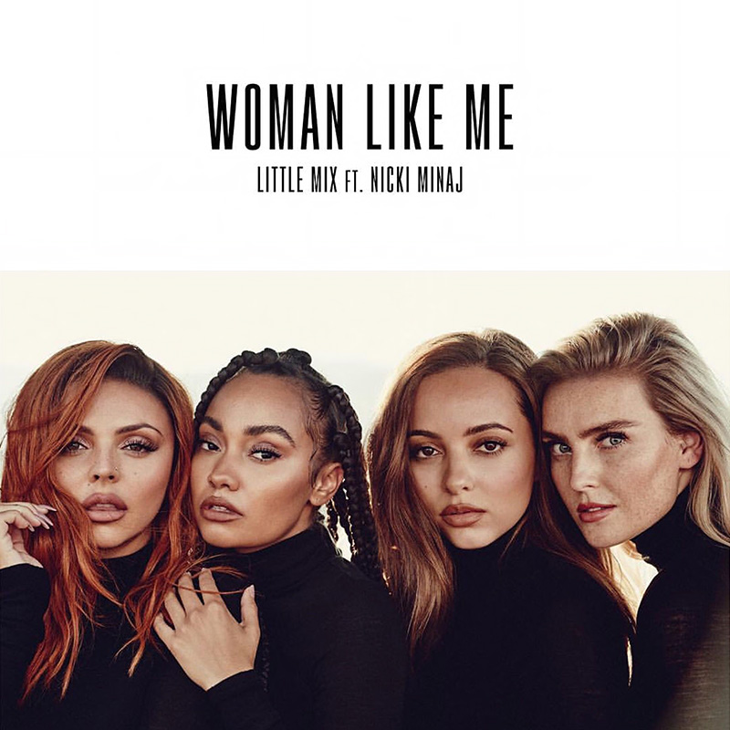 Woman Like Me - Little Mix ft. Nicki Minaj (Cover)
