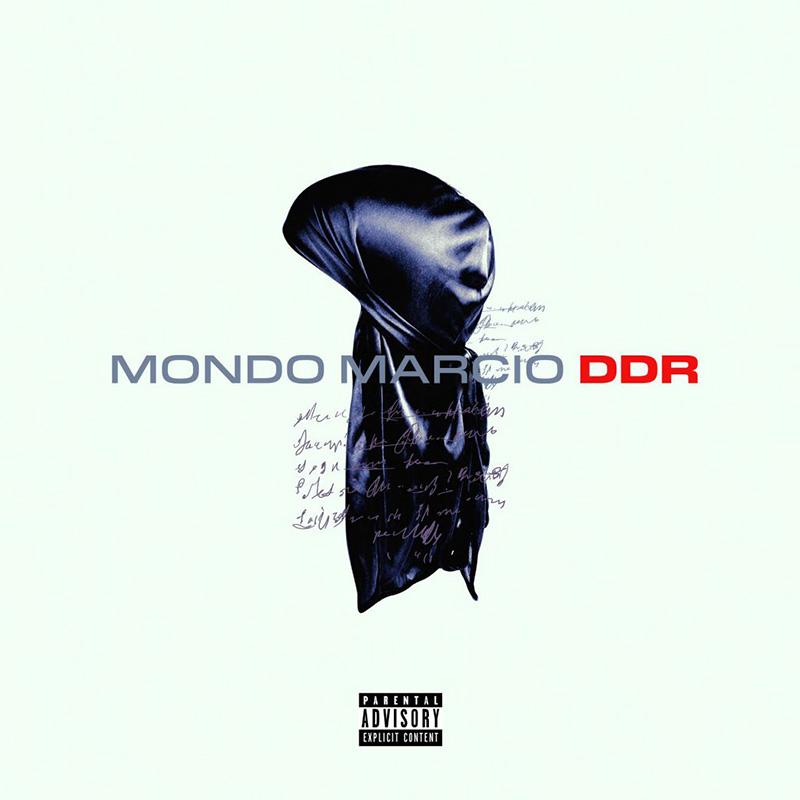 DDR (Dio Del Rap) - Mondo Marcio (Cover)