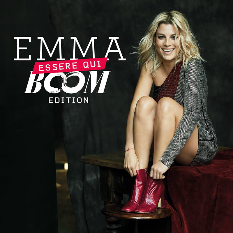 Essere Qui Boom Edition - Emma (Cover)