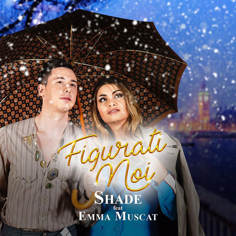 Figurati Noi - Shade ft. Emma Muscat (Cover)