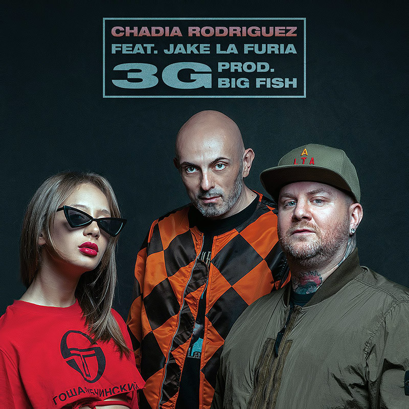 3G - Chadia Rodriguez, Big Fish ft. Jake La Furia (Cover)