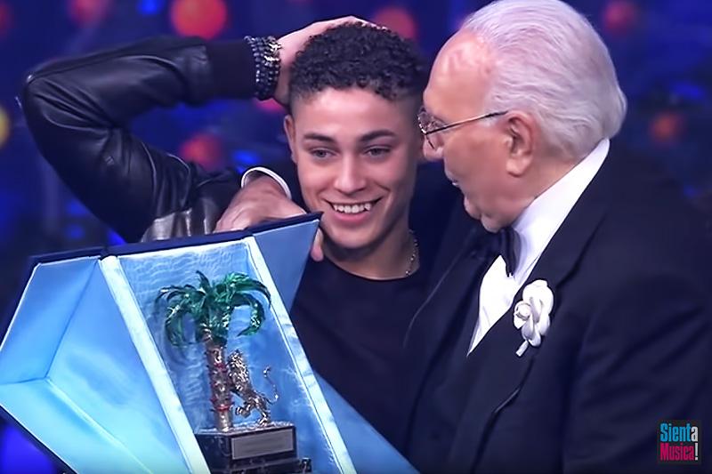Einar è il primo vincitore di Sanremo Giovani 2018