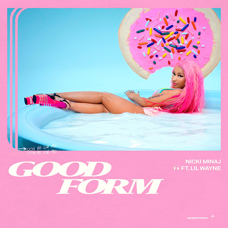 Good Form - Nicki Minaj ft. Lil Wayne (Cover)