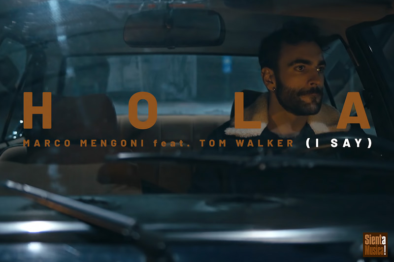 Hola - Marco Mengoni ft. Tom Walker (Singolo)