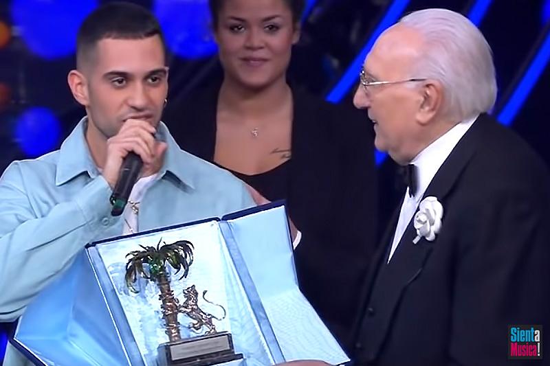 E' Mahmood il secondo vincitore di Sanremo Giovani 2018