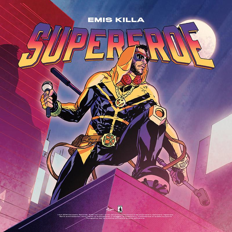 Supereroe - Emis Killa (Cover)