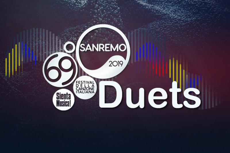 Tutti i duetti di Sanremo 2019
