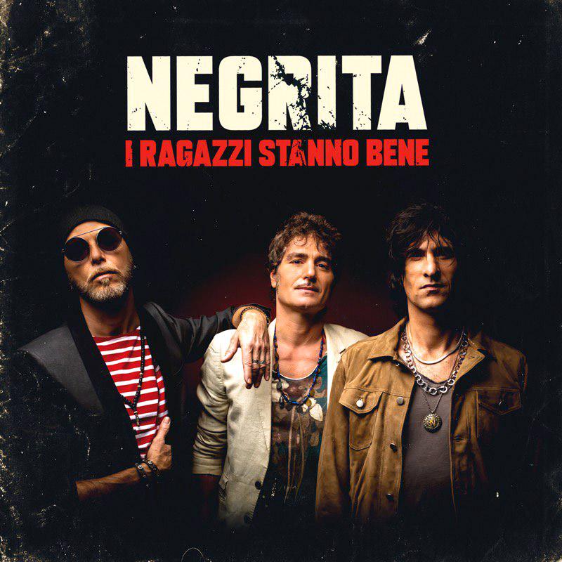 I Ragazzi Stanno Bene - Negrita (Cover)