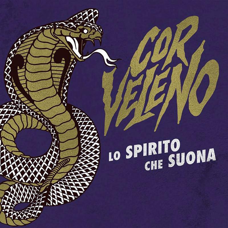 Lo Spirito Che Suona - Cor Veleno (Cover)